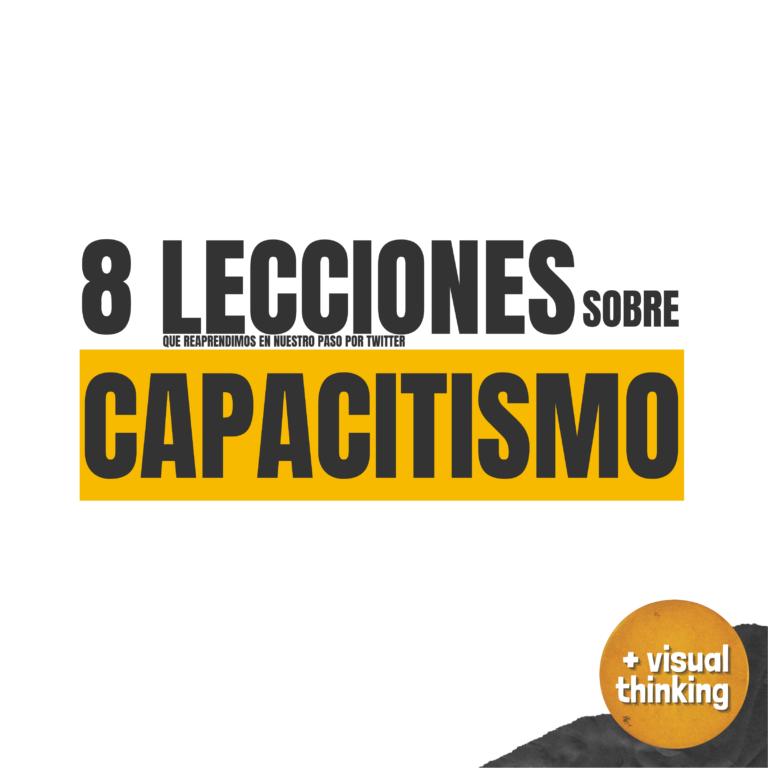 8 lecciones sobre capacitismo que hemos (re)aprendido en nuestro paso por Twitter